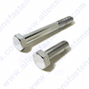 3/8-24 CHROME HEX BOLT